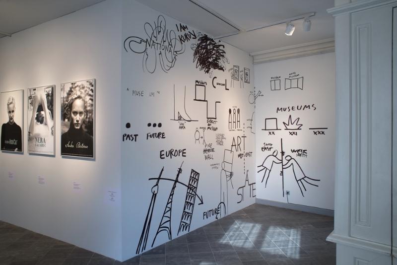 Dan Perjovschi Drawings. 2013 (2)
