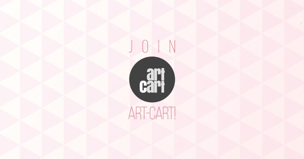 join art-cart