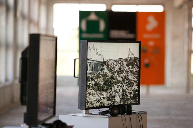 "Andreas Angelidakis ""Athens Trilogy"", photo Didzis Grodzs"