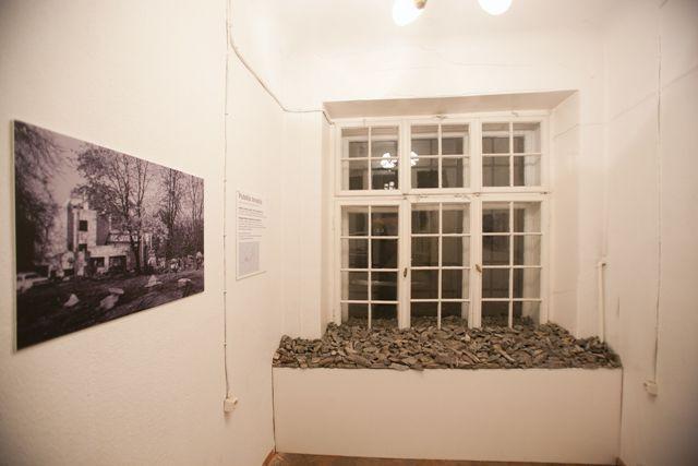 """Laura Feldberga """"Dust Therapy"""", photo Didzis Grodzs"""
