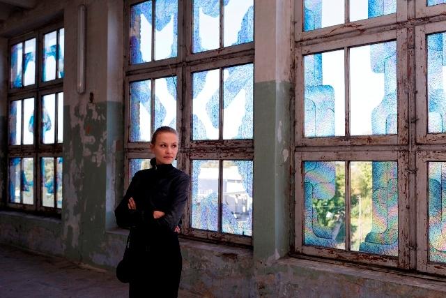 """Kristīne Alksne """"Boļševička Enlightenment"""", photo Andrejs Strokins"""