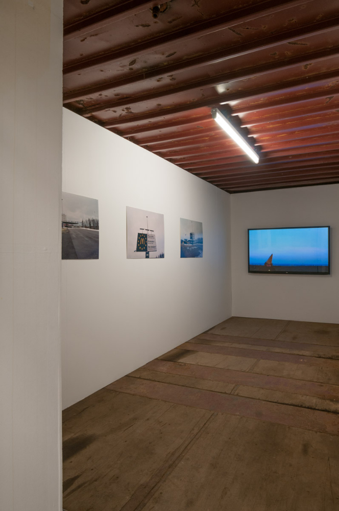 Tanel Rander, No border - no difference?, 2013, photograph series; Indentity, 2012, video