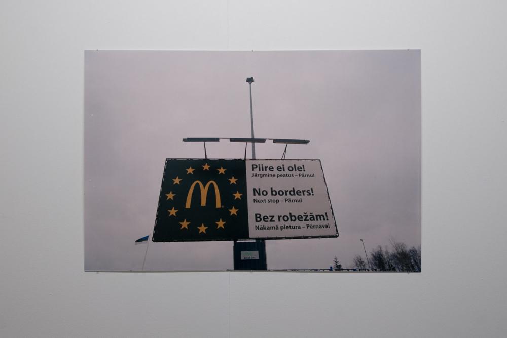 Tanel Rander, No border - no difference?, 2013