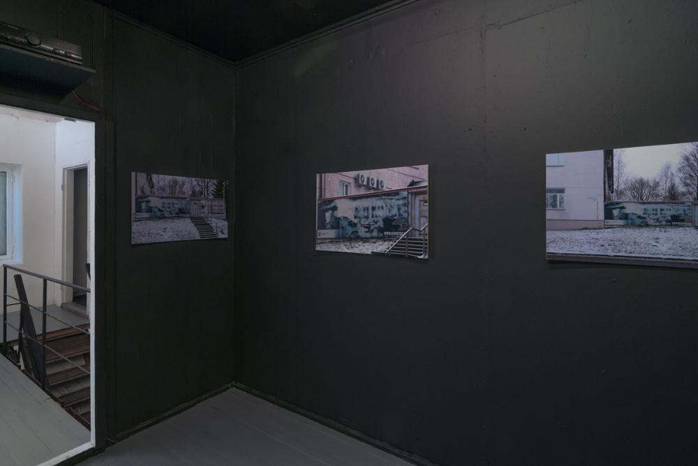 Tanel Rander, The Frontline East, 2015